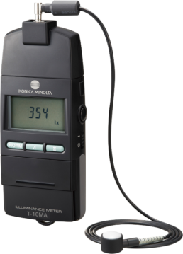 T-10A and T-10MA Illuminance Meters