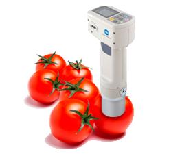 Colorímetro de Índice de Tomates CR-410T