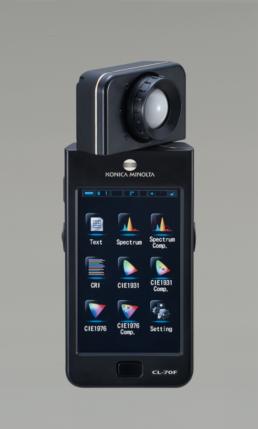 CL-70F CRI Illuminance Meter
