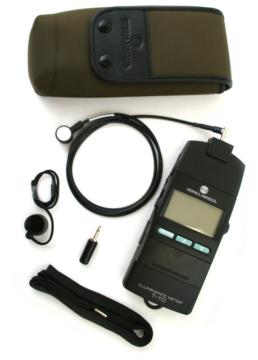 T-10/T-10M Illuminance Meters
