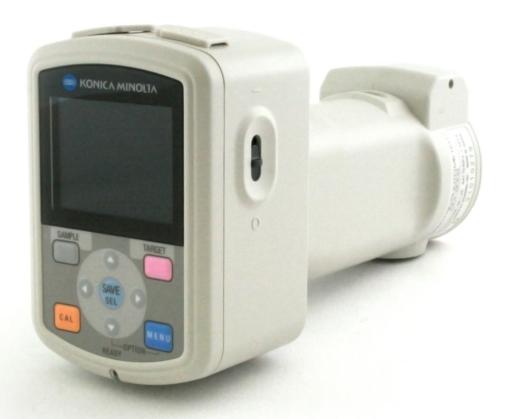 CM-600d Espectrofotômetro