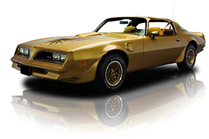 Trans Am aficionados will point out that they can tell in which factory the car was painted.