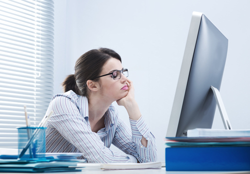 Unproductive at Work? The Colors within Your Environment Might Be to Blame