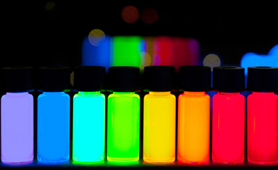 Quantum Dot LEDs Present Cost Effective Solution to LED Lights