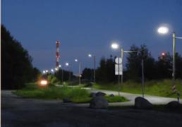 Os postes de iluminação de LED estão causando problemas?