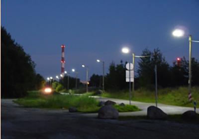 ¿Le están causando problemas las luces LED de la vía pública?