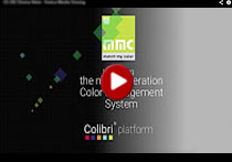 Click Here to Watch Video Colibri® Color Management Suite Video