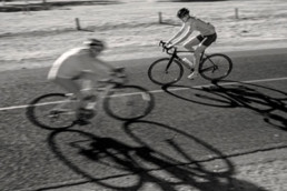 Infrared Cameras in Biking Competitions