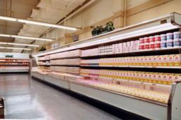 LED Lights Found to Damage Milk