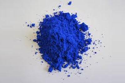 Lançamento de um novo tom de azul para uso comercial
