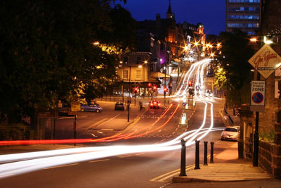 Are Strong LED Street Lights Worth the Risk?