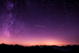 Rainbow Meteors Could Color the Sky