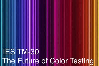 TM-30 sai de cena para um novo padrão da indústria