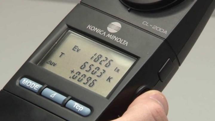 CL-200A Chroma Meter