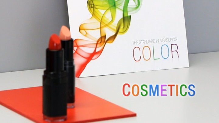 Measure Color in the Cosmetics Industry