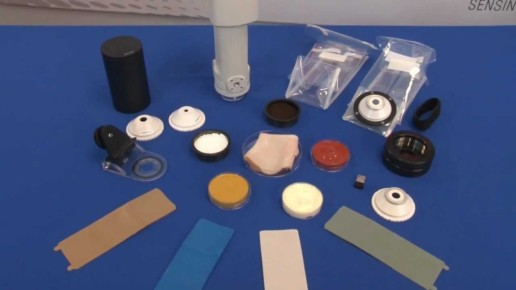 Accessories for the CM-600d and CM-700d Spectrophotometers