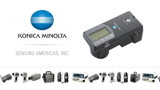 What's New CL-500A Illuminance Spectrophotometer