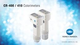 CR-400 / CR-410 Colorimeters - Konica Minolta Sensing Americas