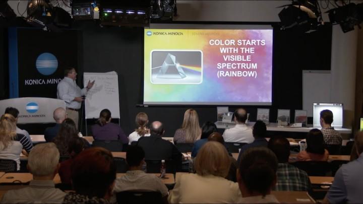 Color + Appearance Seminars - Konica Minolta Sensing Americas