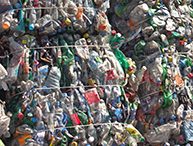 The latest color formulation technology in recycling plastic